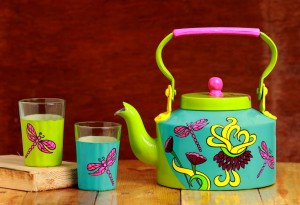 Kettle Set - Dragonfly