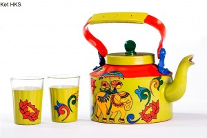 Kettle Set - Hathi Ki Sawari